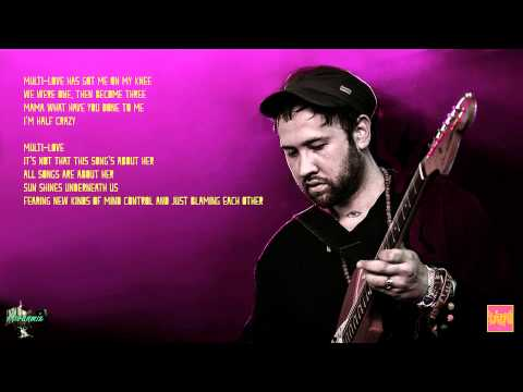 Unknown Mortal Orchestra - Multi-Love (HQ) Lyric Video