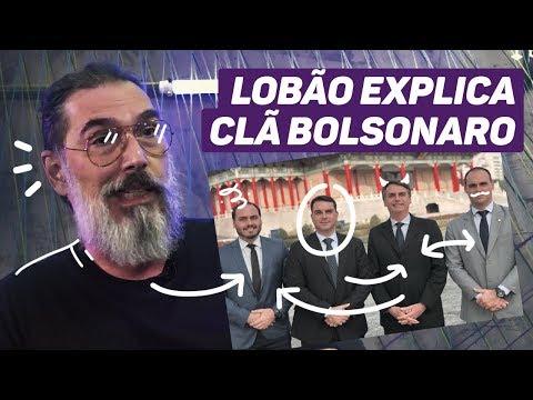 Lobão analisa a relação de Bolsonaro com seus filhos
