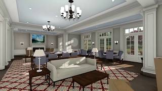 New Residence Halls at Colgate