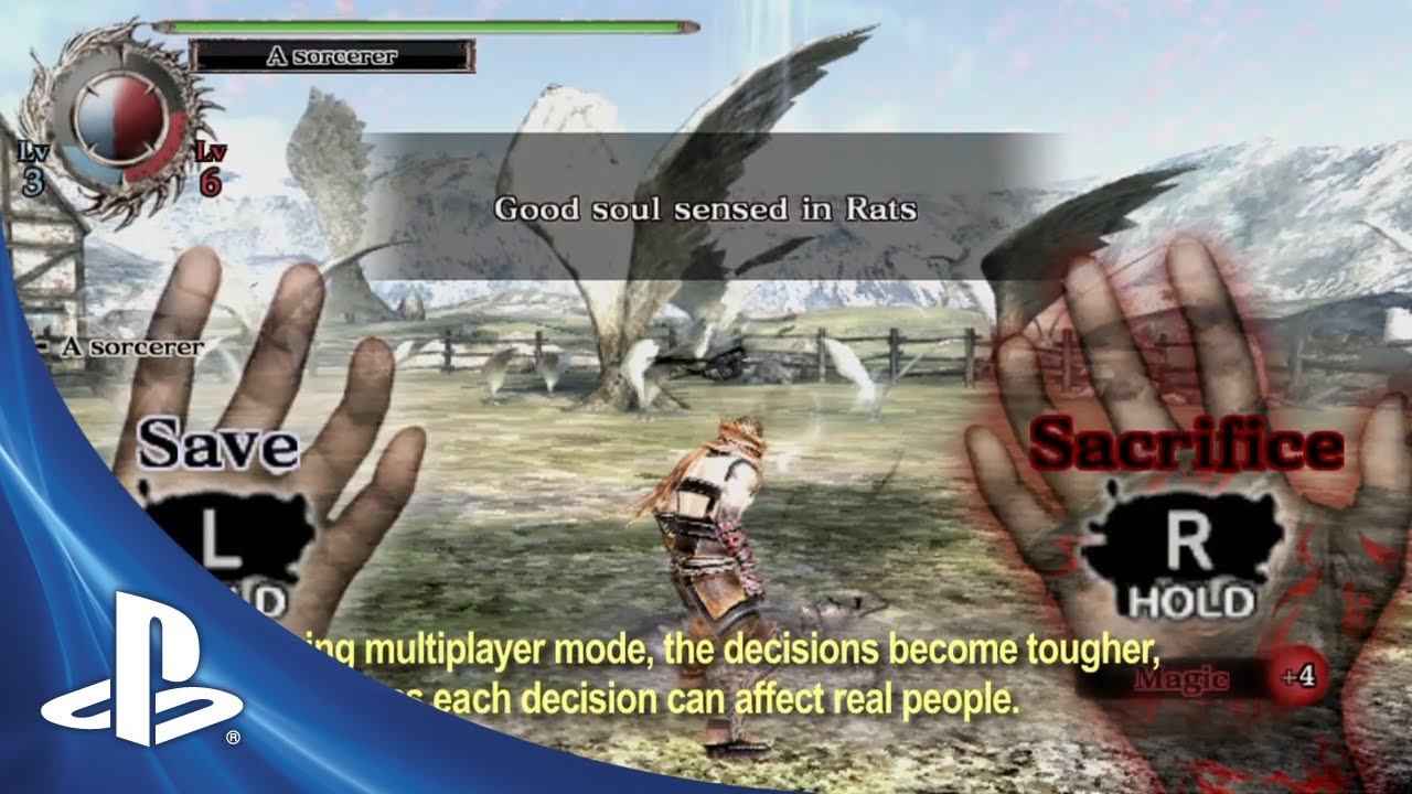 Keiji Inafune Soul Sacrifice Interview, Part 2