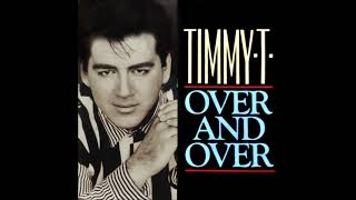 Timmy T - Over And Over *1991* [FULL ALBUM SINGLE]