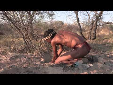 Bushman -Once we were Hunters