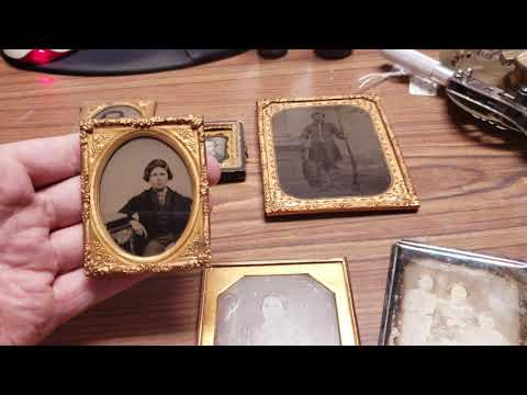 Beginner's Guide To Identifying Different Forms of Antique Photographs