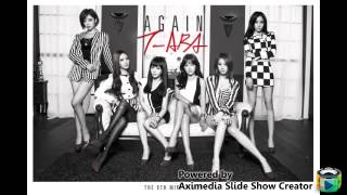 Cover images T-ara Number 9 Club version audio