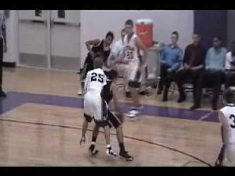 Front Range Christian School Basketball 2007-2008 Highligh Reel #1
