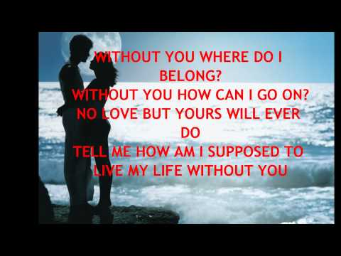 WITHOUT YOU by SAMANTHA COLE