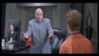 "Dr. Evil being ""hip"""