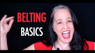 How to Belt | Why Belting is Natural | Glorified Shouting