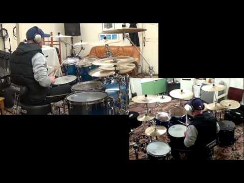 Mama Genesis 2016 drum cover