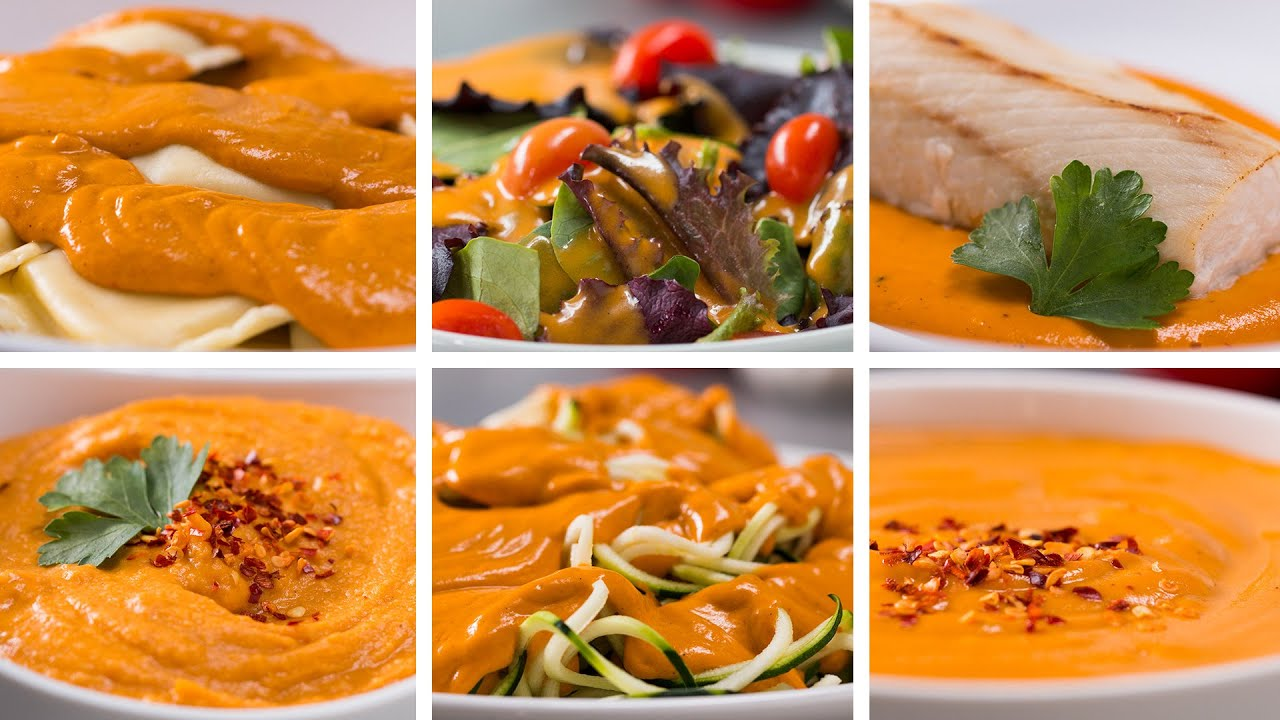 maxresdefault - 6 Ways To Use Creamy Roasted Red Pepper Sauce