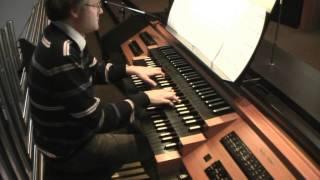 Percy E. Fletcher: Festival Toccata (Julian Bewig, organ)