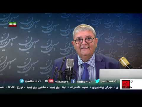 ارتباط مستقیم  با سعید بهبهانی برنامه هیجدهم دسامبر 2020 از  قتل روح زم تا بلا تکلیفی ما