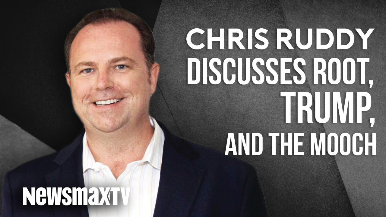 Newsmax Chris Ruddy Discusses Wayne Allyn Root, Trump and the Mooch
