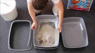 Always Cat Litter Box - Easy Clean