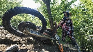Hard Enduro Race: Day 3 - Red Bull Romaniacs 2014