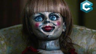JANGAN NONTON SENDIRIAN! 6 Film Horor Yang Gak Kalah Seram Dari Annabelle Come Home