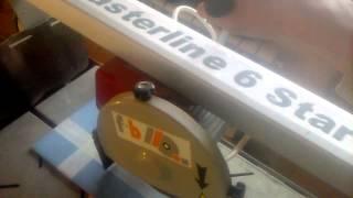 Электрический плиткорез. Хитрость для разметки плитки.(Нормальный электрический плиткорез отрежет плитку точно до миллиметра! Но как делать разметку на плитке,..., 2016-03-11T17:18:21.000Z)