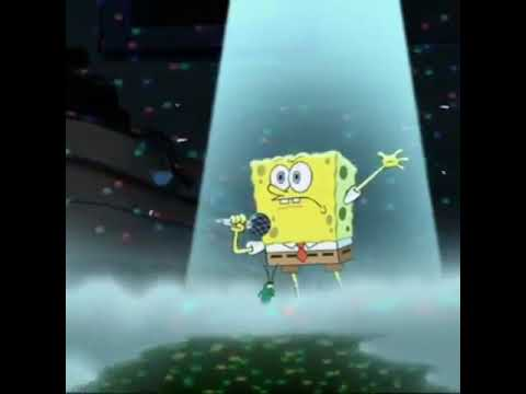 Spongebob gets lit
