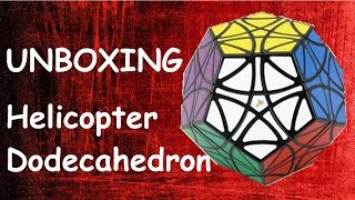 UNBOXING: Helicopter Dodecahedron (ITA)
