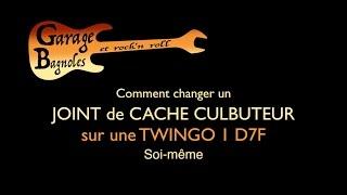 ✅ Twingo joint couvre culbuteur ⏩ version courte