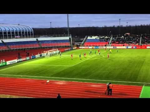 ФК Мордовия 0:0 ФК Краснодар