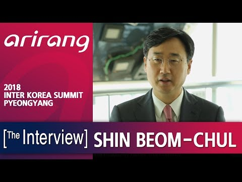[The Interview] SHIN Beom-chul, Reunification Asan Institute for Policy Studies