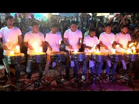 🔥🔥🔥 Fire Play by Swaranjali Band at Chinchpokli cha Chintamani Patpujan 2018