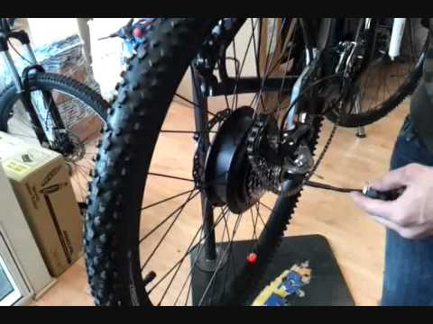 Bikeos Bicicleta elctrica EMOTION NEO Xtrem Cambio