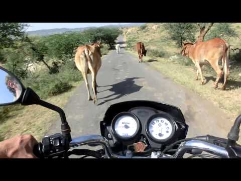 Road trip in India - Transports