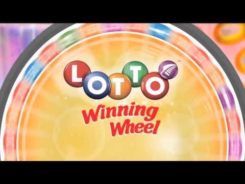 Digital Signage NZ Lotteries Winning Wheel.mov