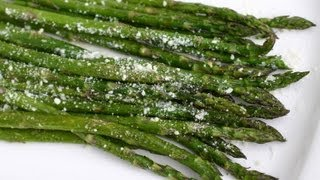 Easy Oven Roasted Asparagus Recipe - Healthy Side Dish By Rockin Robin