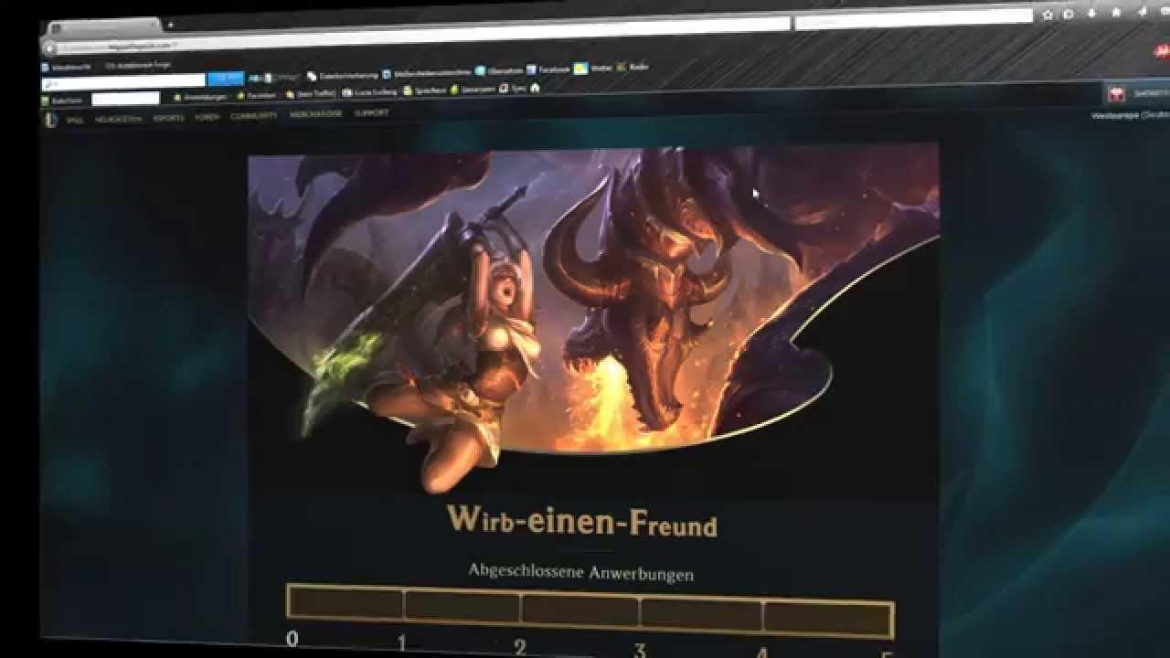 League Of Legends Geld Verdienen