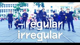 [KPOP IN PUBLIC CHALLENGE] NCT 127 엔시티 127 'Regular (English Ver.)' Dance Cover by LLENTION