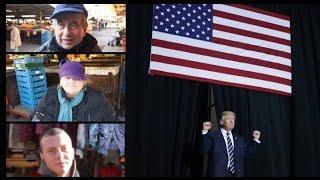 Anketa na trhovisku: Ako vidia Slováci voľby v USA
