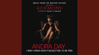 "I Wish I Knew How It Would Feel to Be Free (From Tyler Perry's ""Acrimony"")"