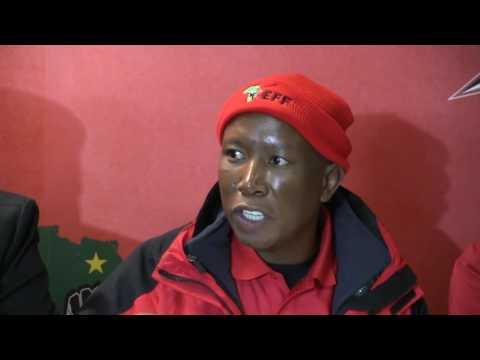 Malema reveals R17.4 billion corruption in Transnet