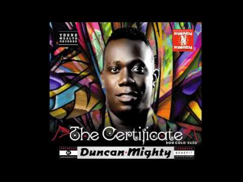 Duncan Mighty – Finish Work