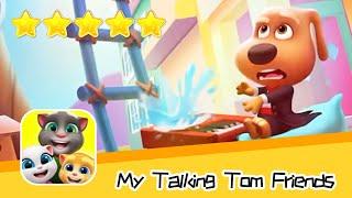 My Talking Tom Friends Day3 Walkthrough Find Ben Recommend index five stars