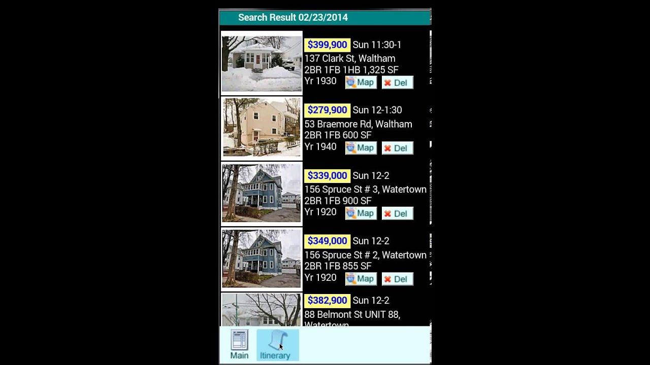 Open House Usa Real Estate App Youtube