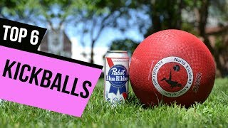 6 Best Kickballs 2018 Reviews