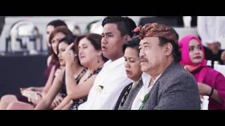 Bali Wedding Video | Ron & Nadia | H2O Videoworks