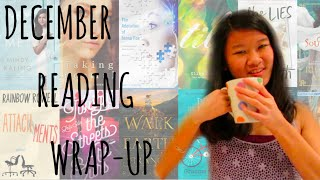 December Reading Wrap Up | 2015