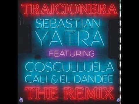 Traicionera Remix - Sebastian Yatra Ft. Cosculluela y Cali & El Dandee (Official Audio)