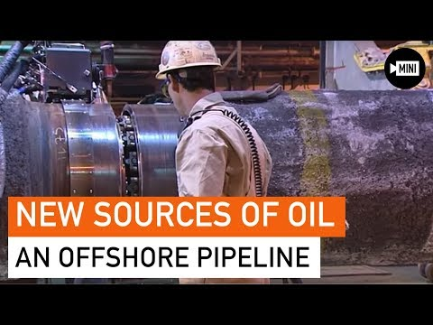 Building an offshore pipeline | Engineering
