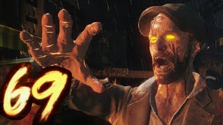 """Shadows of Evil Round 70 Kor-Maroth Strategy """"Black Ops 3 Zombies"""" Solo"""