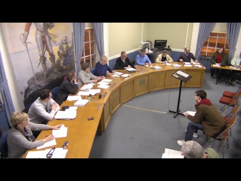 City of Plattsburgh, NY Meeting Live  1-18-18