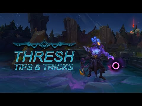 Thresh Tips and Tricks | League of Legends thumbnail