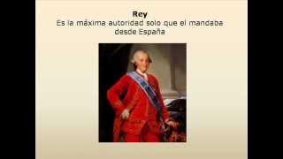 Organización Politica De La Nueva España