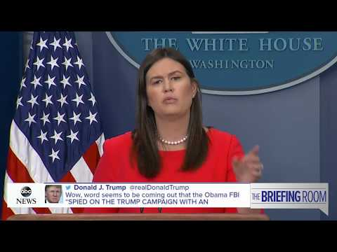 White House press briefing likely on Mueller investigation, North Korea summit | ABC News