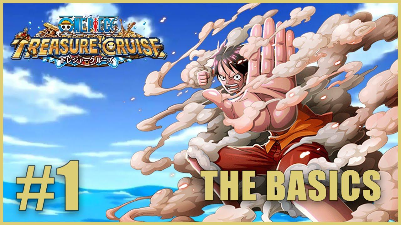 One Piece Treasure Cruise Slots